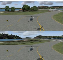 Fs2004 Kerkira Airport Enhancement image 1
