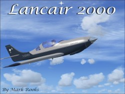 Robert Christophers Lancair Legacy 2000 image 1