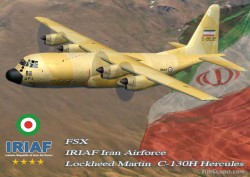 IRIAF Iran Airforce C-130 C3 Package image 1