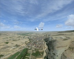 FSX Turkey Eskisehir Inonu Airfield Scenery Fix image 1