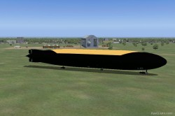 L-63 zeppelin airship addon Microsofr Flight image 2
