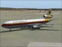 FS2004 - SMS - MD-11 v.2 with Virtual Cockpit - image 1