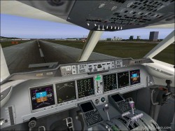 FS2004 - SMS - MD-11 v.2 with Virtual Cockpit - image 2