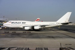 Boeing 747-300 Mahan Air POSKY v4 model image 1