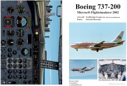 Fs2002 Manual/checklist B-737-200 image 1