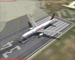 Mat Macedonian A330-300 Version 2 FS2004 and image 1