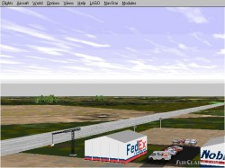 FS98 SCENERY MIDCOAST AIRPORT image 1