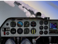 MCR - 01 Ultralight Private France FS9 image 2