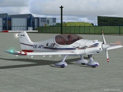 MCR - 01 Ultralight Private France FS9 image 3
