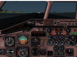 Mcdonnell Douglas Md-80 Series Control Panel image 1