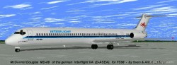Fs98 aircraft boeing mdd md-88 german image 1