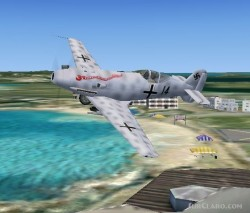Flightsim FS2004/FS9/FSX 209 V4 April image 1