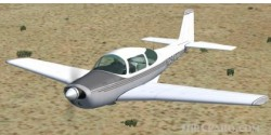 FSX SP-2 Acceleration AERO COMMANDER-MEYERS image 1