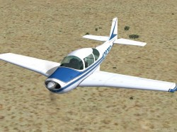 FSX SP-2 Acceleration AERO COMMANDER-MEYERS image 2