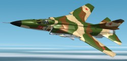 FS2002/FS2004 Mikoyan MIG-23MF Flogger G Meant image 1