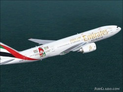 Meljet Boeing 777-200er Fs2002 exclusively image 1