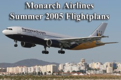 FS2004 Monarch Airlines Summer 2005 AI Flight image 1
