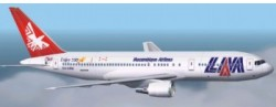 Lam B767-200 Package - Fs2002 And Pro Lam Linhas image 1