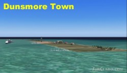 Fs2004 Scenery MYEH North Harbour Bahamas image 1