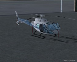 FSX Eurocopter AS350 Package image 1