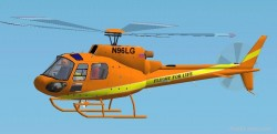 Eurocopter As350n Ecuriel image 1