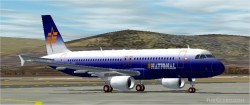 Fs2002 Airbus A320 National New Colors image 1