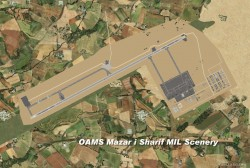 FSX OAMS German Camp Marmal Version 2 image 4