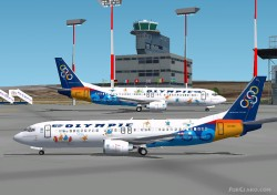 Olympic Airways 2004 Athens Olympic Games Colours image 1