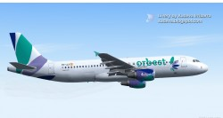 Orbest Airlines Airbus A320-214 image 2