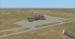 FSX ORBI Baghdad International Airport image 3