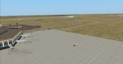 FSX ORBI Baghdad International Airport image 4