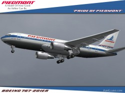 FS2004 Project Opensky Boeing Boeing 767-200 V4 image 2