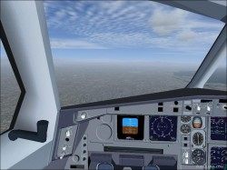 FSX - Project Opensky Airbus A330-300 - Rolls image 2