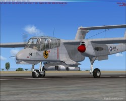 FSX OV-10A Series FSX- New FSX- models and image 2