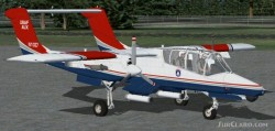 FS2004 NORTH AMERICAN ROCKWELL OV-10D BRONCO image 4