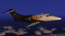 FS2004 Executive Express Embraer Phenom 100 Biz image 1