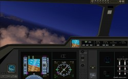 FS2004 Executive Express Embraer Phenom 100 Biz image 3