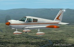 Fs2002 Piper Cherokee 180 Package A image 1