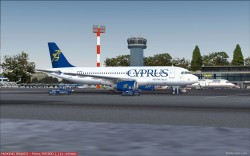 Cyprus Airways Airbus A320-232 IAE image 1