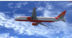 FSX Air India A321 reg VT-PPA image 2