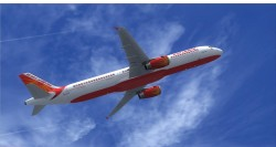 FSX Air India A321 reg VT-PPA image 1
