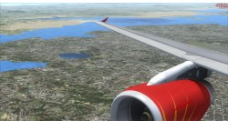 FSX Air India A321 reg VT-PPA image 3