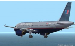 FS2002 Project Airbus A320-200 Air image 1