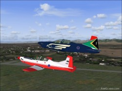 PILATUS PC7 ASTRA MK II Flight Simulator 2004 and image 2