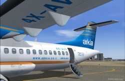 FS2004 Propeller airliners Project EL AL image 1