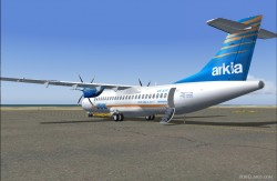 FS2004 Propeller airliners Project EL AL image 2