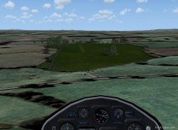 FSX Plassey Microlights Strip image 1