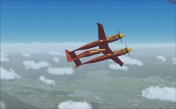 FSX Pond Racer Scaled Composites image 3