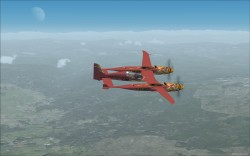 FSX Pond Racer Scaled Composites image 1