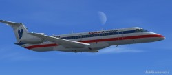 FSX American Connections Embraer ERJ-140LR image 2